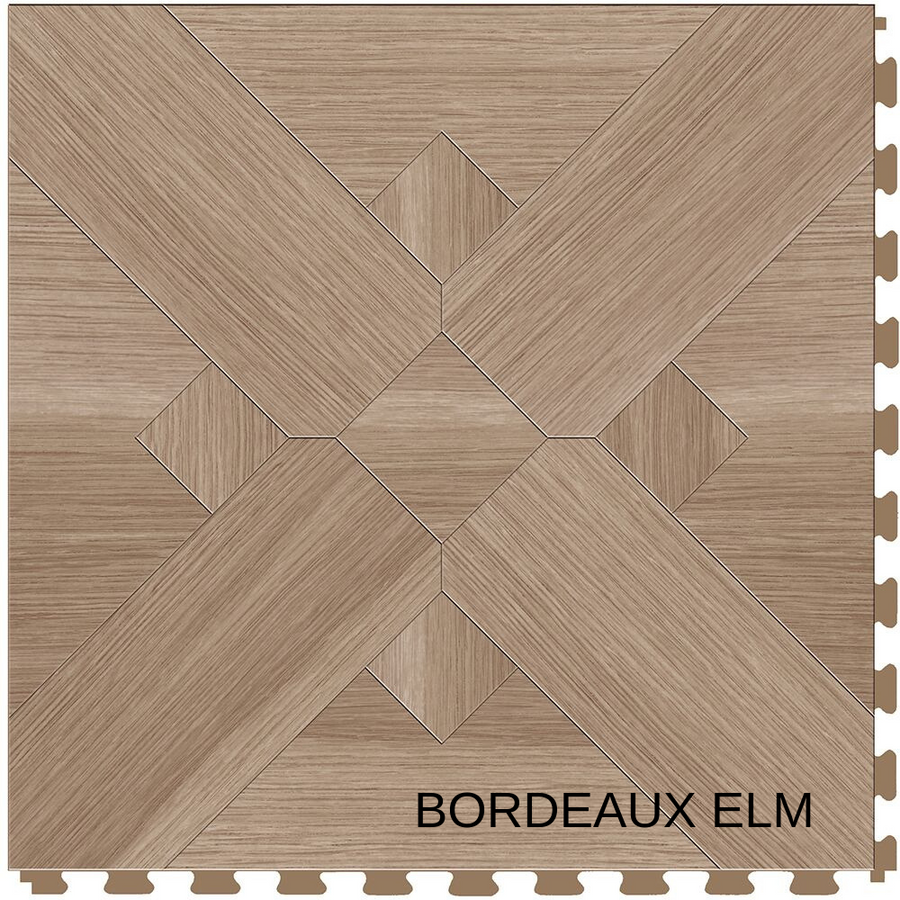 Perfection Floor Tile Natural Stone Bordeaux Elm