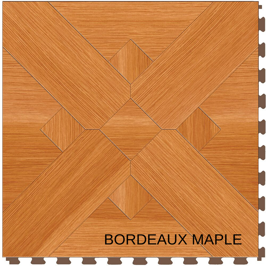 Perfection Floor Tile Natural Stone Bordeaux Maple