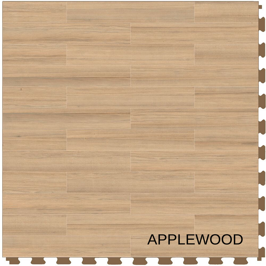 Perfection Floor Tile Natural Stone Applewood Plank