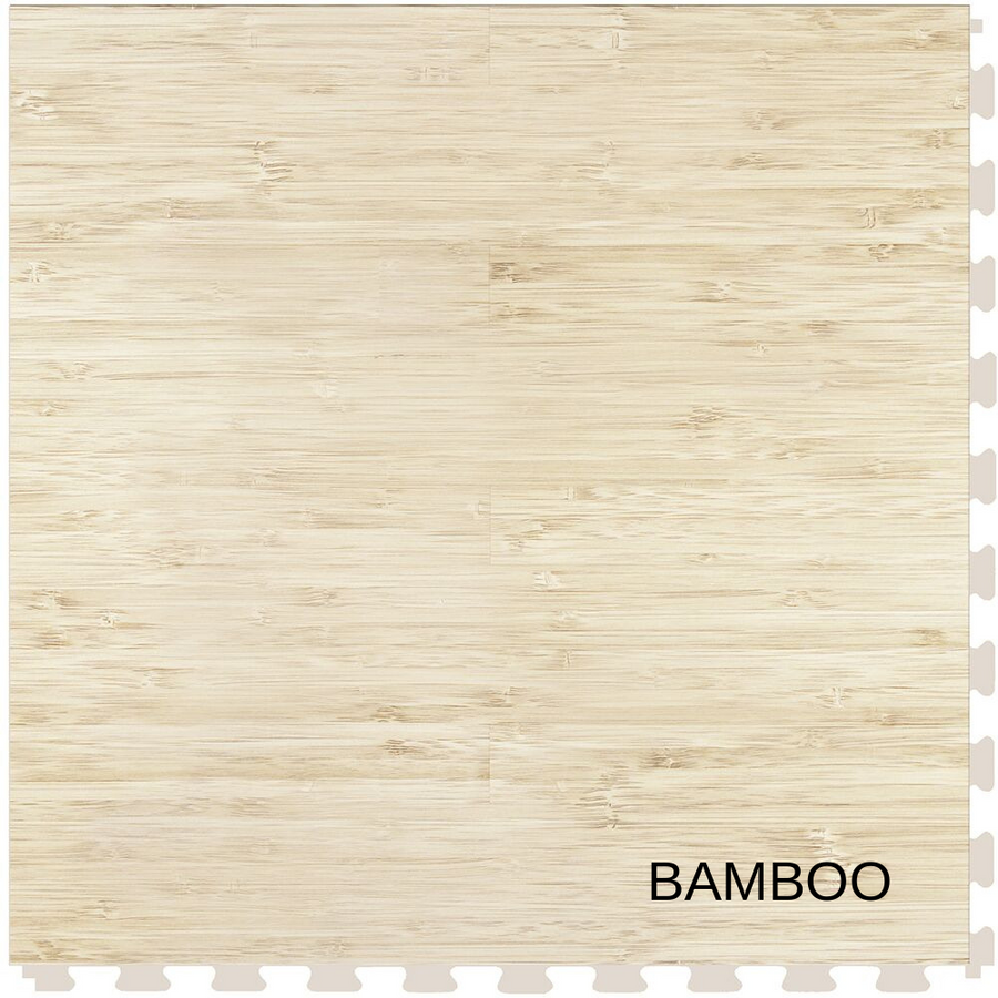 Perfection Floor Tile Natural Stone Bamboo Plank