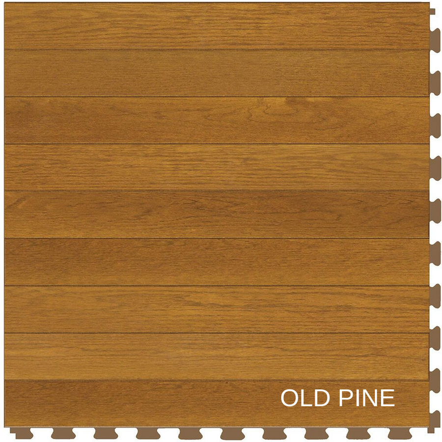 Perfection Floor Tile Natural Stone Old Pine Plank