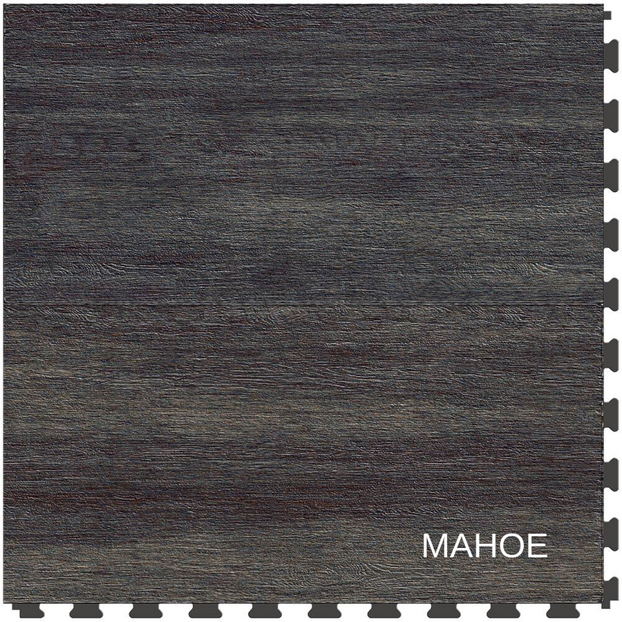 Perfection Floor Tile Wood Grain Blue Mahoe
