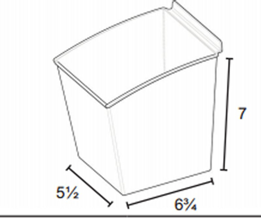HandiWall Popbox Cube Outer Dimensions