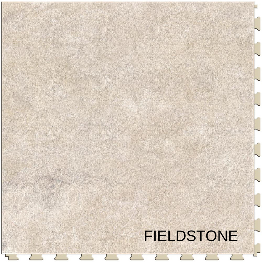 Perfection Floor Tile Interlocking Tile Fieldstone