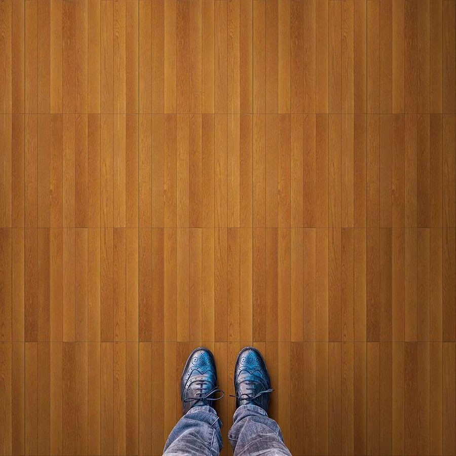 Perfection Floor Tile Old Pine Plank