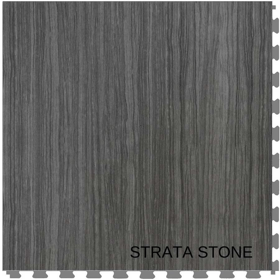 Perfection Floor Tile Natural Stone - Stone Creek Collection - Strata Stone