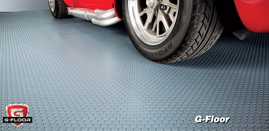 G Floor Small Coin 8.5' x 24' 60 Mil