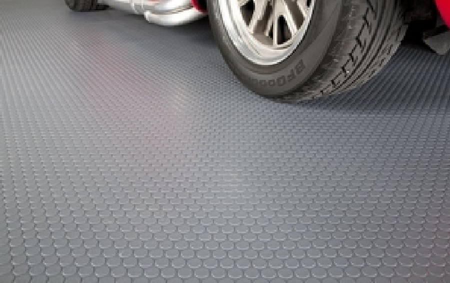 G-Floor Rollout Flooring Small Coin 60 Mil