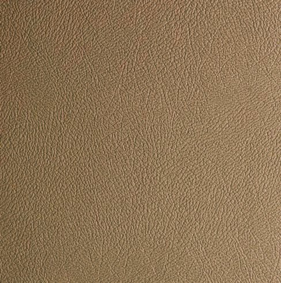 G Floor Levant Smooth Leather Texture Roll Out Vinyl Flooring Sandstone Tan
