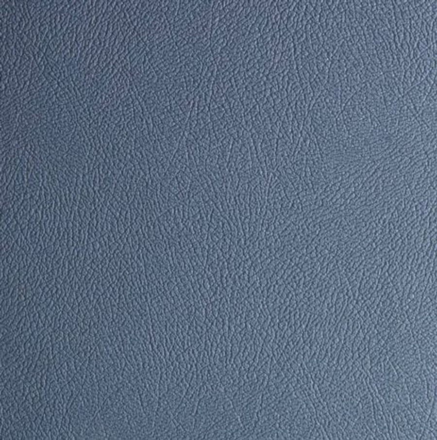 G Floor Levant Smooth Leather Texture Roll Out Vinyl Flooring Slate Grey