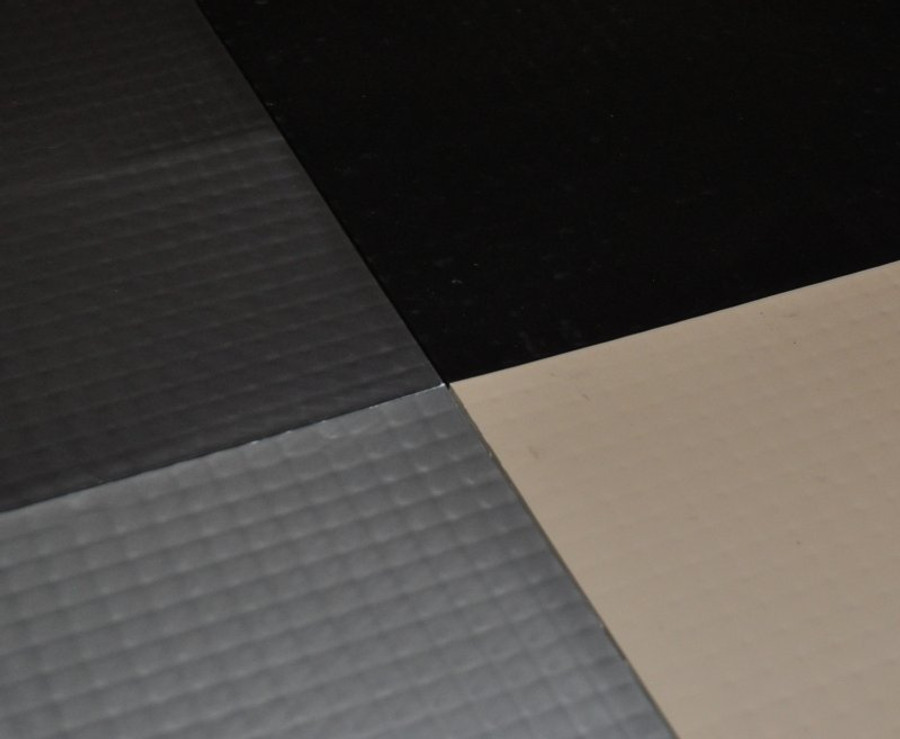 EX Tile Smooth Pattern - Graphite, Beige, Black, Alloy