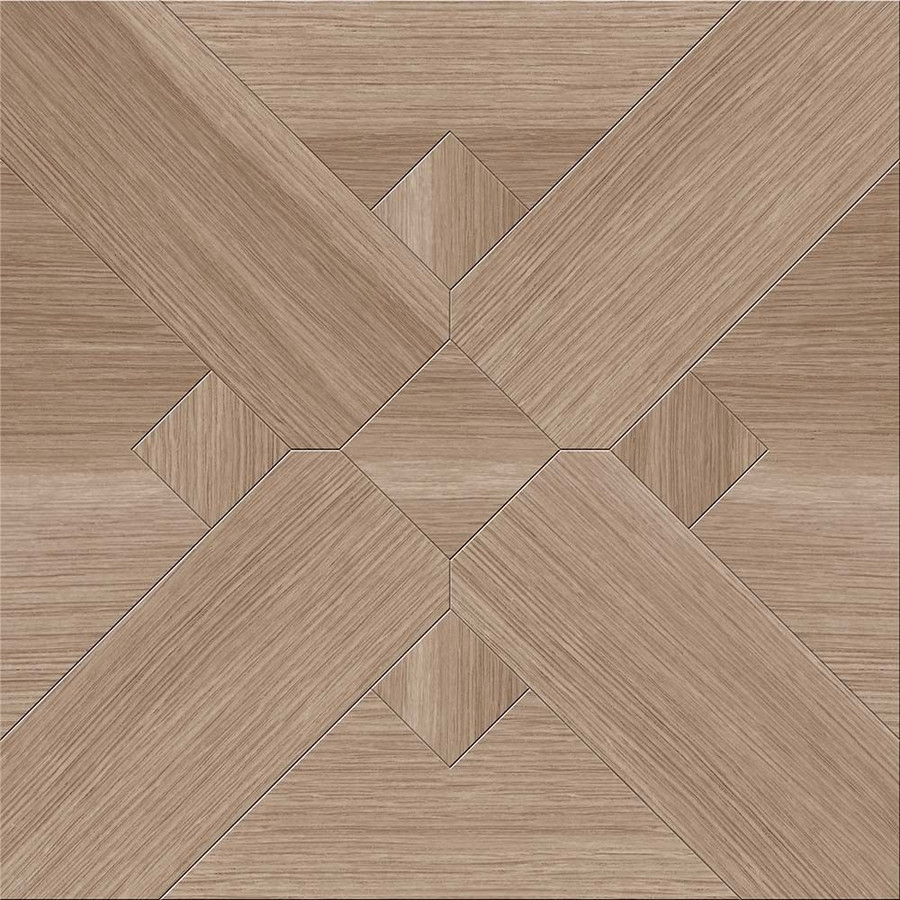 Perfection Floor Tile Wood Grain Bordeaux Elm