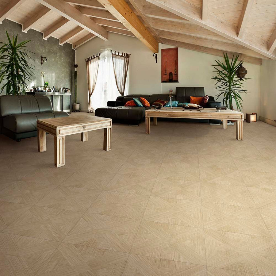 Perfection Floor Tile Birch Bordeaux