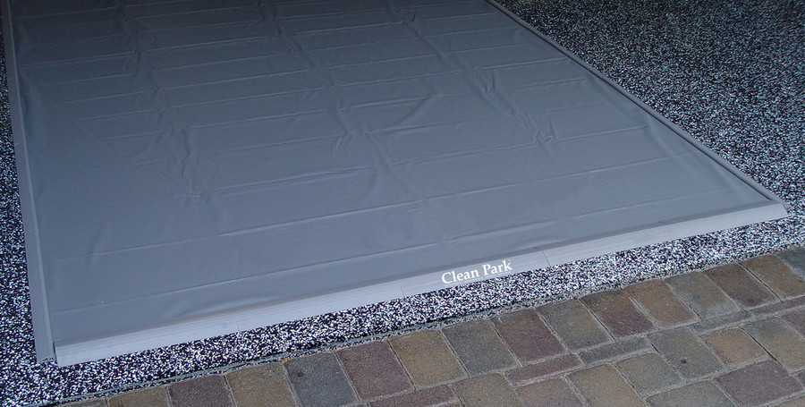 Make sure the length and width of the mat matches the size of your car.