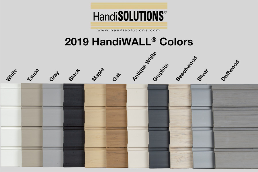 HandiWall Store Wall Panels