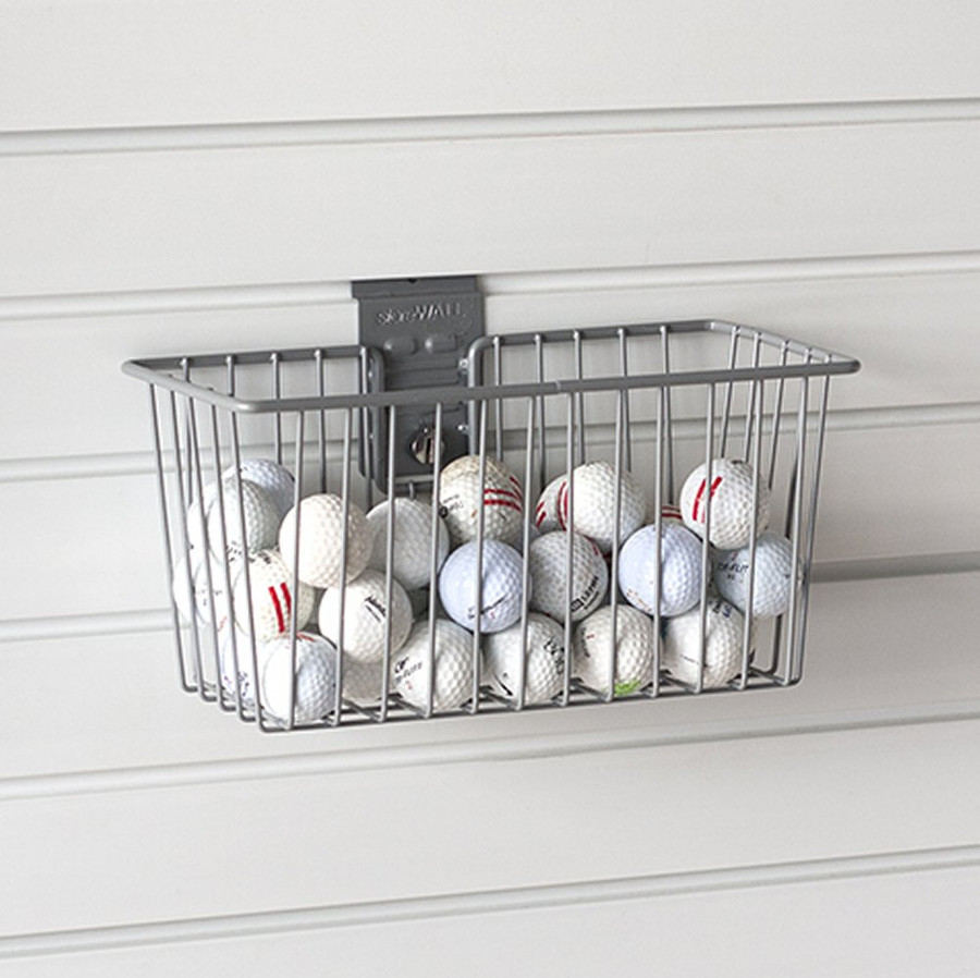 StoreWall Caddy Basket, Deep Basket