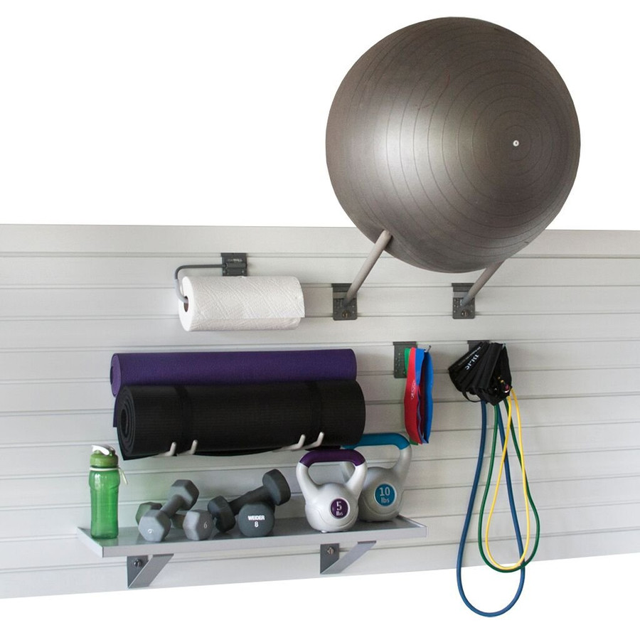 StoreWall Home Fitness Storage Kit Standard