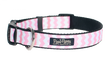 This on trend design famous in home decor designed for your dogs collar.