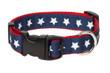 Americana Park Dog Collar-Stars