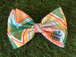 Modern Bliss Collection - Zig Zag  - Bow Tie