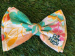 Modern Bliss Collection - Floral - Bow Tie