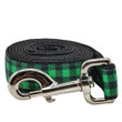 Fireside Dog Leash - Cozy Green