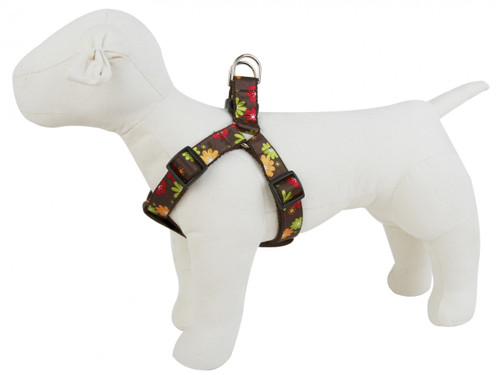 Margarita Mix Dog Harness-Sublime Lime