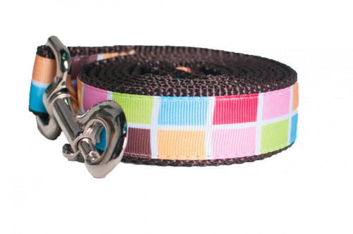 Indie Craft Dog Leash-Ticket Booth