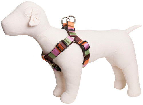 Sorbet Dog Harness-Block