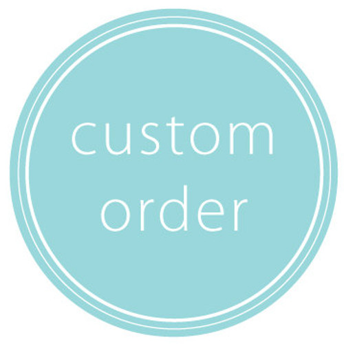 Custom Order Leash