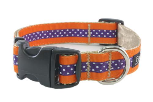 Collegiate - Clemson01 Dog Collar