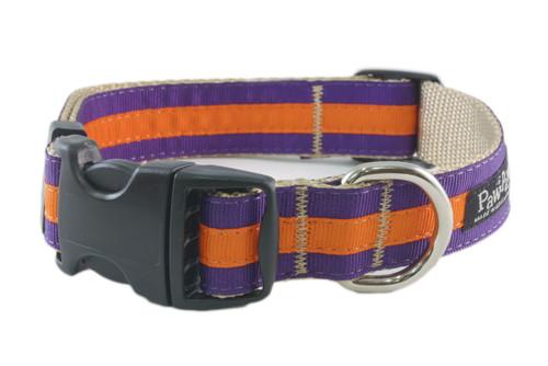 Collegiate - Clemson02 Dog Collar