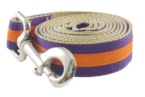 Collegiate - Clemson02 Dog Leash