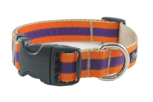 Collegiate - Clemson03 Dog Collar