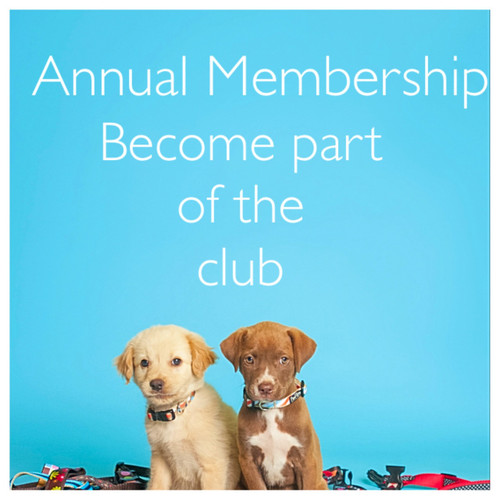 Annual Membership for Collars