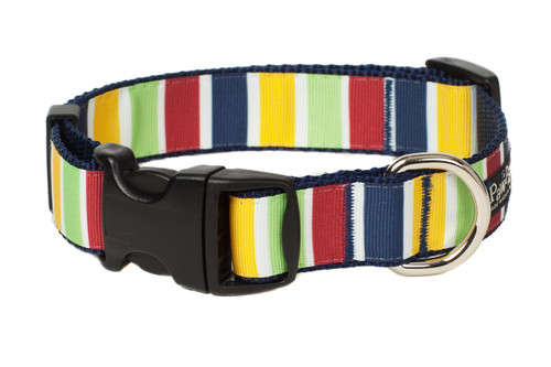 Farmers Market Dog Collar-Locally Grown