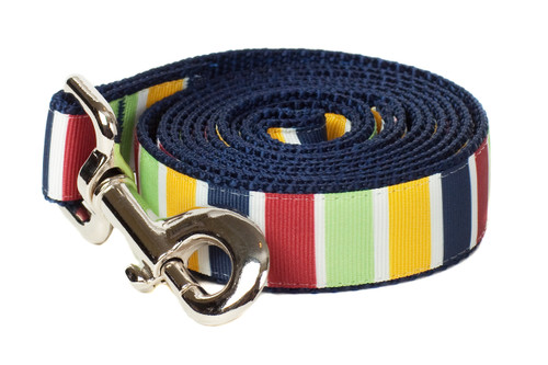 Farmers Market Dog Leash-Locally Grown