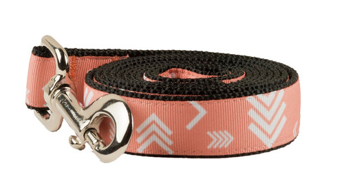 Geo Dog Leash - Alternate Angle