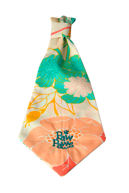 Modern Bliss Collection - Floral - Neck Tie