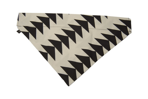 Geo Collection - Trilateral Stripe - PawKerchief