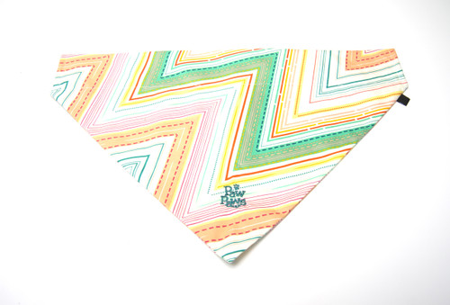 Modern Bliss Collection - ZigZag - PawKerchief
