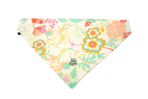 Modern Bliss Collection - Floral - PawKerchief