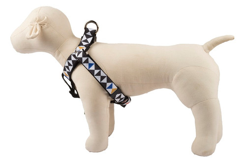 Geo Dog Harness - Random Trig