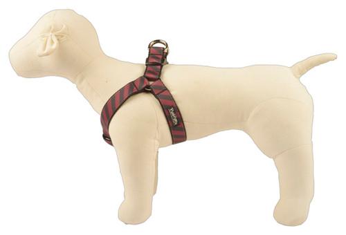 Collegiate - GameCocks06 Dog Harness Rep Pride Stripe