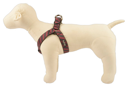 Collegiate - GameCocks06 Dog Harness Rep Pride Stripe