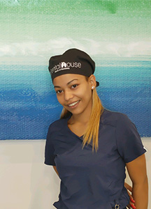 ashlie cartagena-rodriguez dental assistant