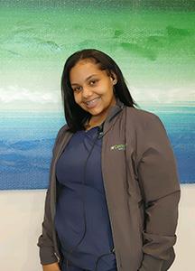 chelsea edgar lead Dental assistant