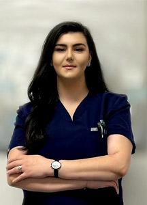 Kristina Kocibelli Treatment coordinator at dental house in ann arbor and ypsilanti ypsi washtenaw michigan