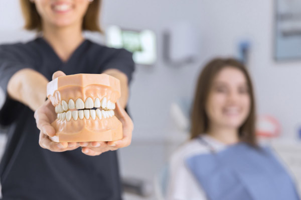 Full and Partial Dentures (Same Day)