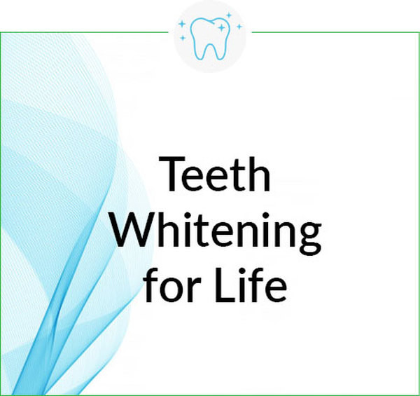 Teeth Whitening for Life in Ann Arbor and Ypsilanti (Ypsi), Washtenaw, Michigan